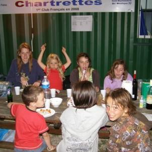 enfants diner