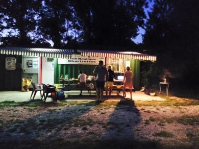 les installations du Club Nautique de Chartrettes